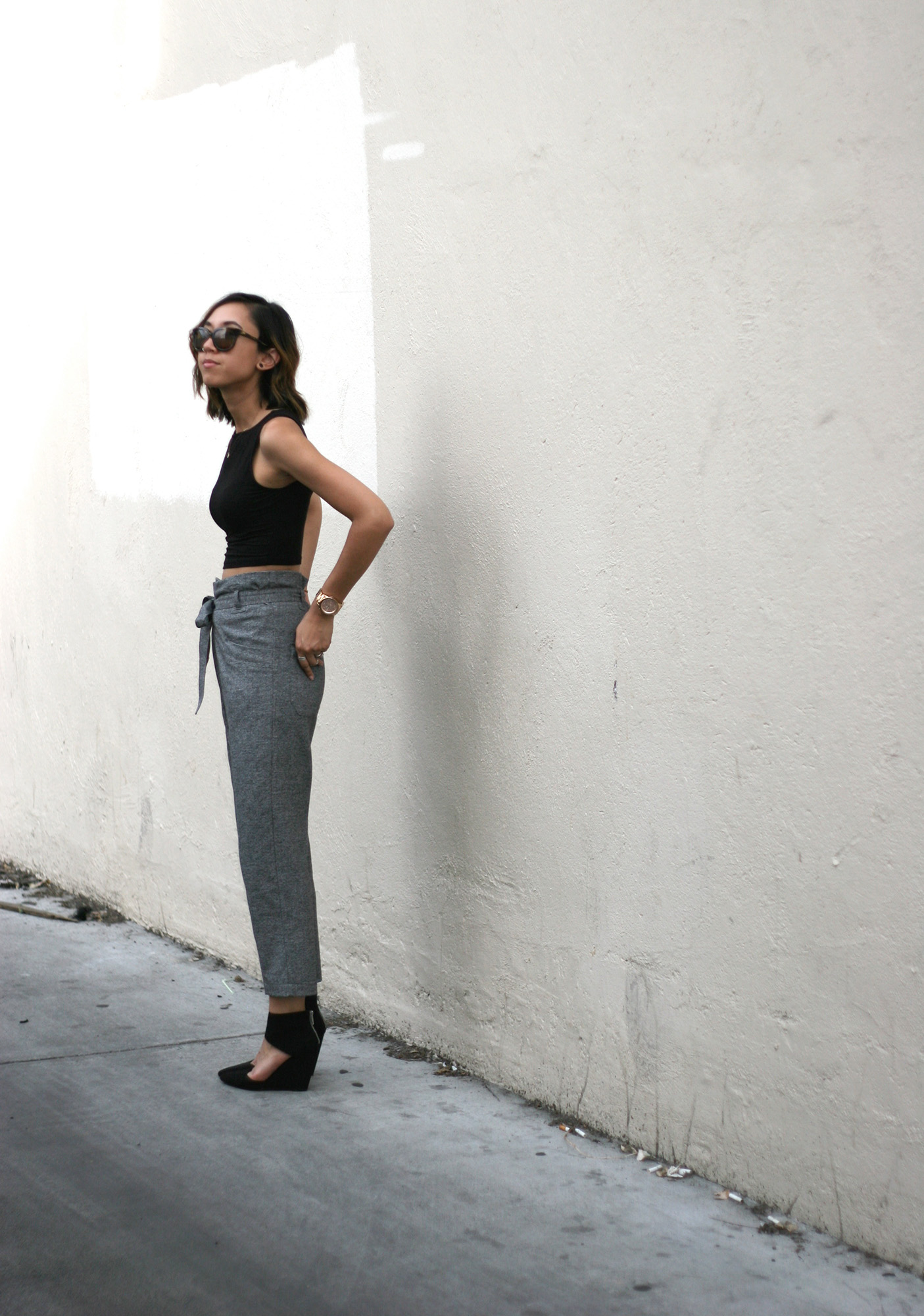 CSBLA_black_crop_paperbag_pants2