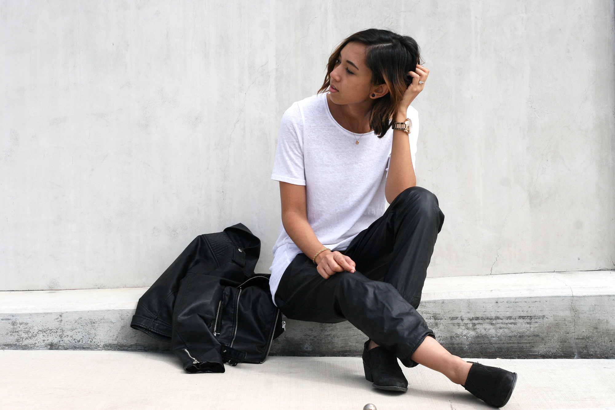 Leather_Joggers_White_Tee3