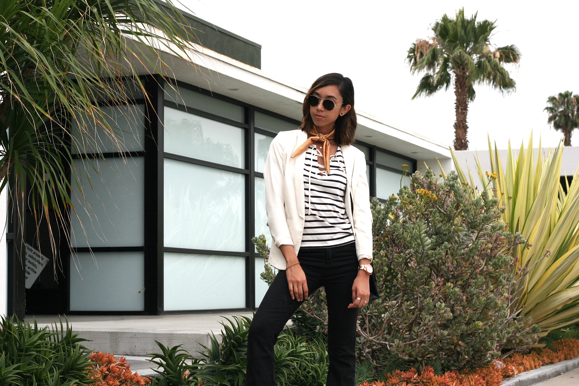 Topshop_striped_laceup_tee1