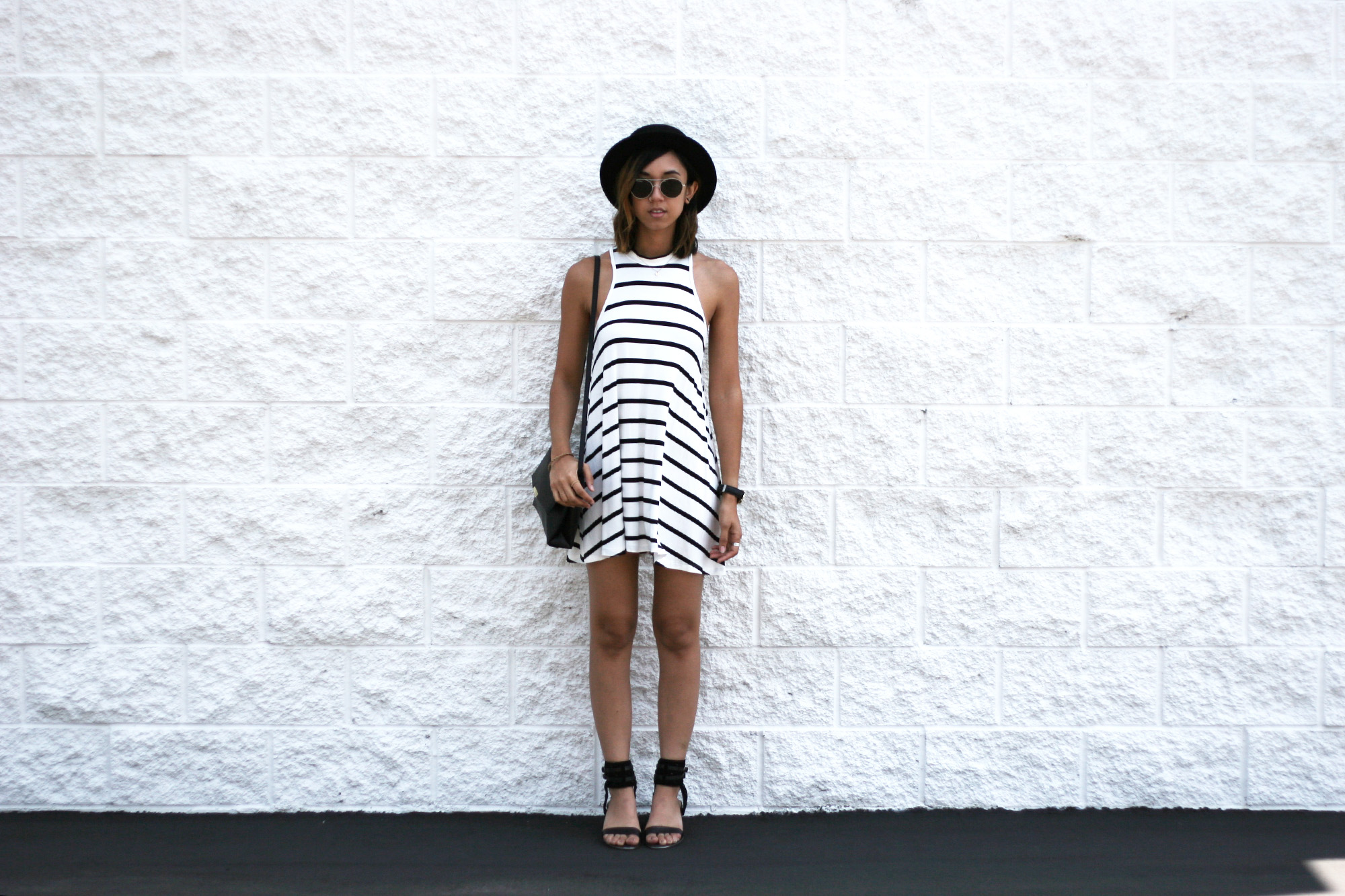 Wonderland_Honolulu_Mock_Neck_Mini_Striped1