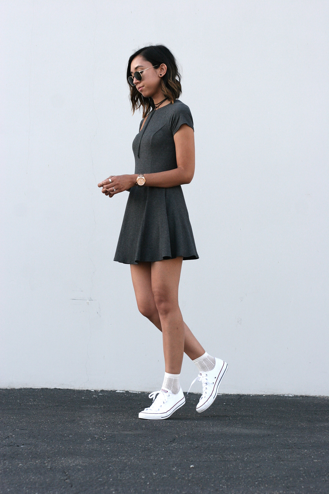 UrbanOutfitters_Grey_Skater_Dress1