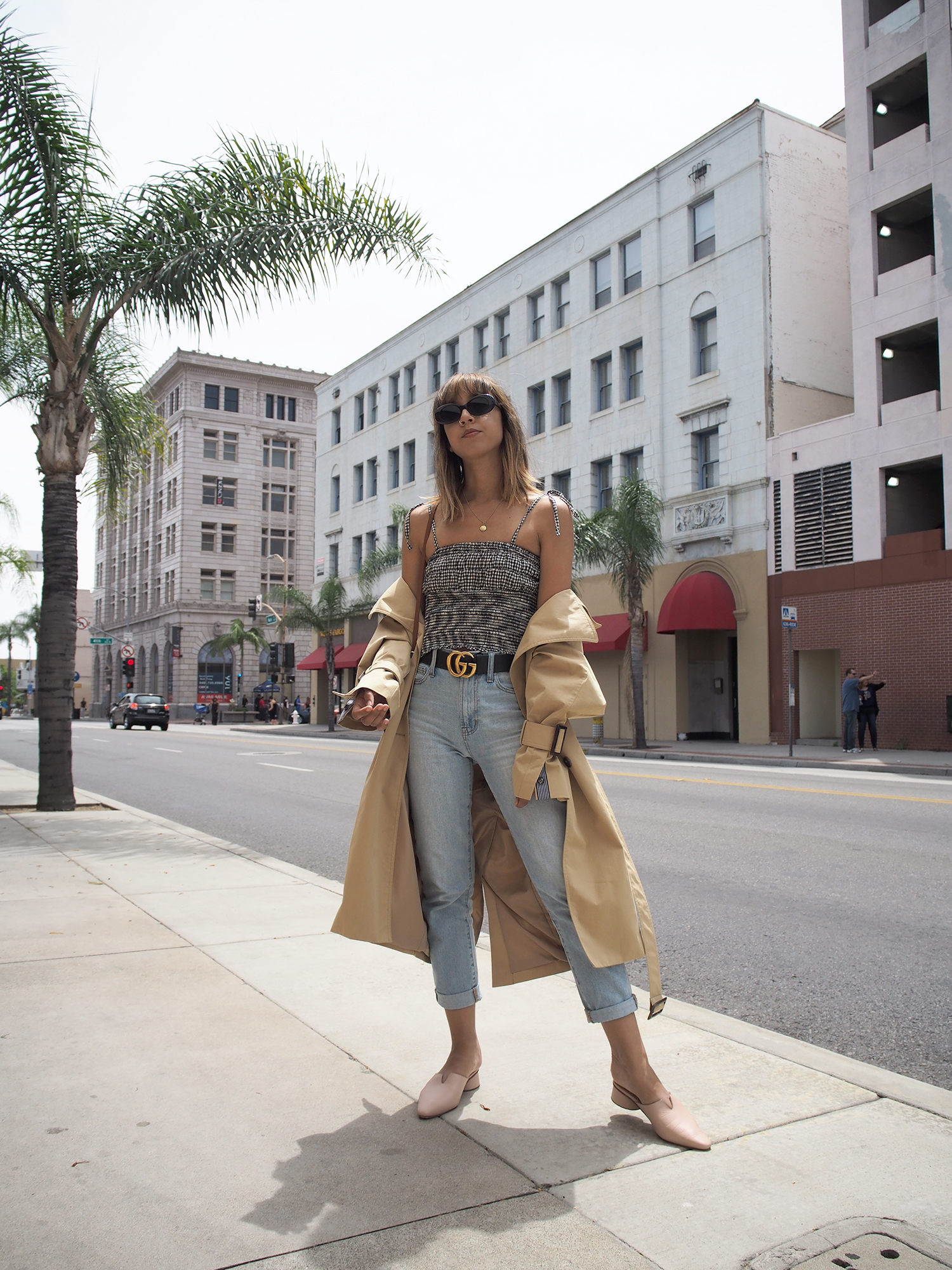 Unconscious Style City Trench